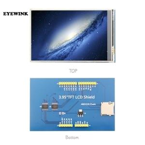 Image 2 - 3.95 Inch 320*480 Tft Kleuren Lcd Display Module Scherm ST7796S Drive Board Met Touch Panel Voor Arduino Uno mega2560