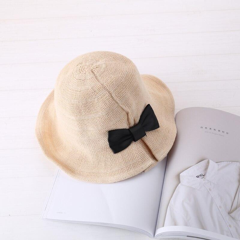 2018 Новая Летняя мода взрослых шляпы от солнца для женщин и мужчин кошачьи уши соломенная шляпа многоцветный оптовая продажа 623