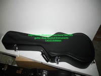 Wholesale and retail arrival of Chinese manufacturing high end black electric guitar CASE Free shipping