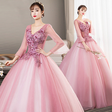 b4252595b0 Buy medieval queen costume pink and get free shipping on AliExpress.com