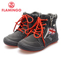 FLAMINGO 100% Russian Famous Brand 2015 New Arrival Autumn&Winner children Fashion High Quality  Boots 52-XB130