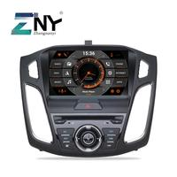 9 Android 9.0 Car GPS Stereo For 2015 2016 2017 Focus Auto Radio FM RDS DVD Video Headunit WiFi GPS Navigation Backup Camera