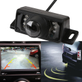 "Car Rear View Reverse Backup Camera Rearview Parking Camera 1/4 "" color CMOS IR LED Night Wide Viewing Angle"
