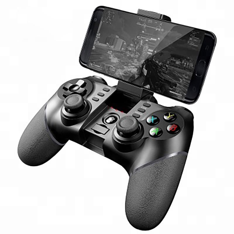 Wireless Bluetooth Game Controller Remote Control Games Joystick Smart Phone Gamepad Handle For Mobile/ TV box/TV/ VR/Tablet/PC