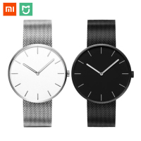 Original Xiaomi TwentySeventeen Fashion Sport Quartz Watch Men Women Unisex Stainless Steel Strap Bracelet 3ATM Waterproof