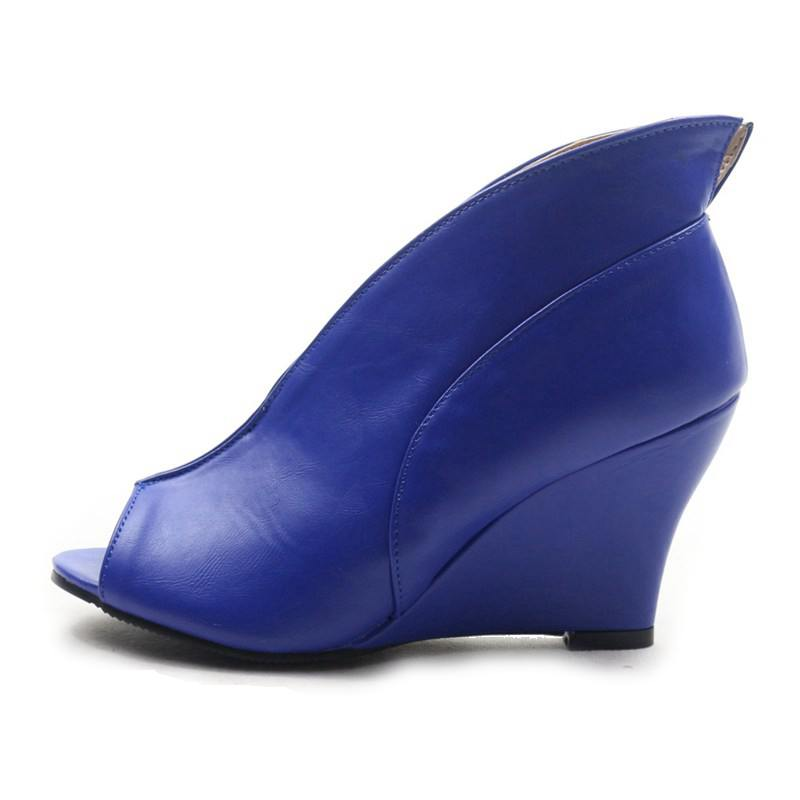 À Grande De Mode Cheville Sexy Occasionnels Coince Femmes 34 43 Beige Talons blue Taille Hauts Nouvelle Mariage Ouvert Pour Toe D'été Chaussures Bottes black Bout Peep Arrivée nw1YZqwrxz