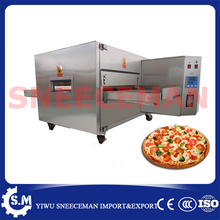 8H Hot air Circulation oven commercial baked pizza Oven Track Pizza Electric Gas Cooker Cooking Conveyor Pizza Toaster Oven Make