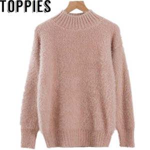 Najlepsza wartość Woman Mohair Sweater świetne oferty na