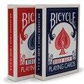 Nova bicicleta azul ou vermelho padrão bicicleta jogando cartas de poker magic voltar 808 & padrão selado decks frete grátis