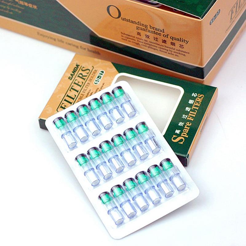 new SANDA Sanda SD-27 18 pack cigarette filter smoke core can be mixed batch