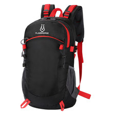 FLAME HORSE Fashion Men Travel Backpack Outdoor Male Mountaineering Nylon Lightweight Waterproof Sports Backpack Women Mochila(China)