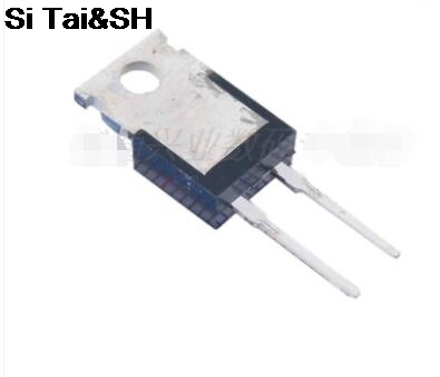 1PCS/LOT BYC8-600 BYC8 600 600V 8A Diode Fast Recovery Diode TO-220
