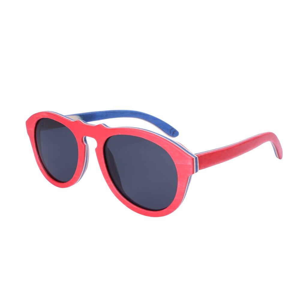 BerWer new arrival Bamboo Sunglass 2017 font b Fashion b font Wooden Sunglasses Men Women Sun