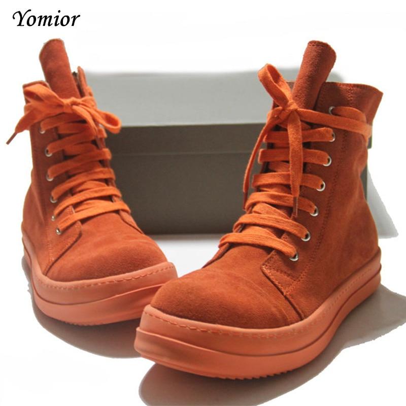 Pantofi noi pentru bărbați de înaltă calitate de înaltă - Pantofi bărbați - Fotografie 2