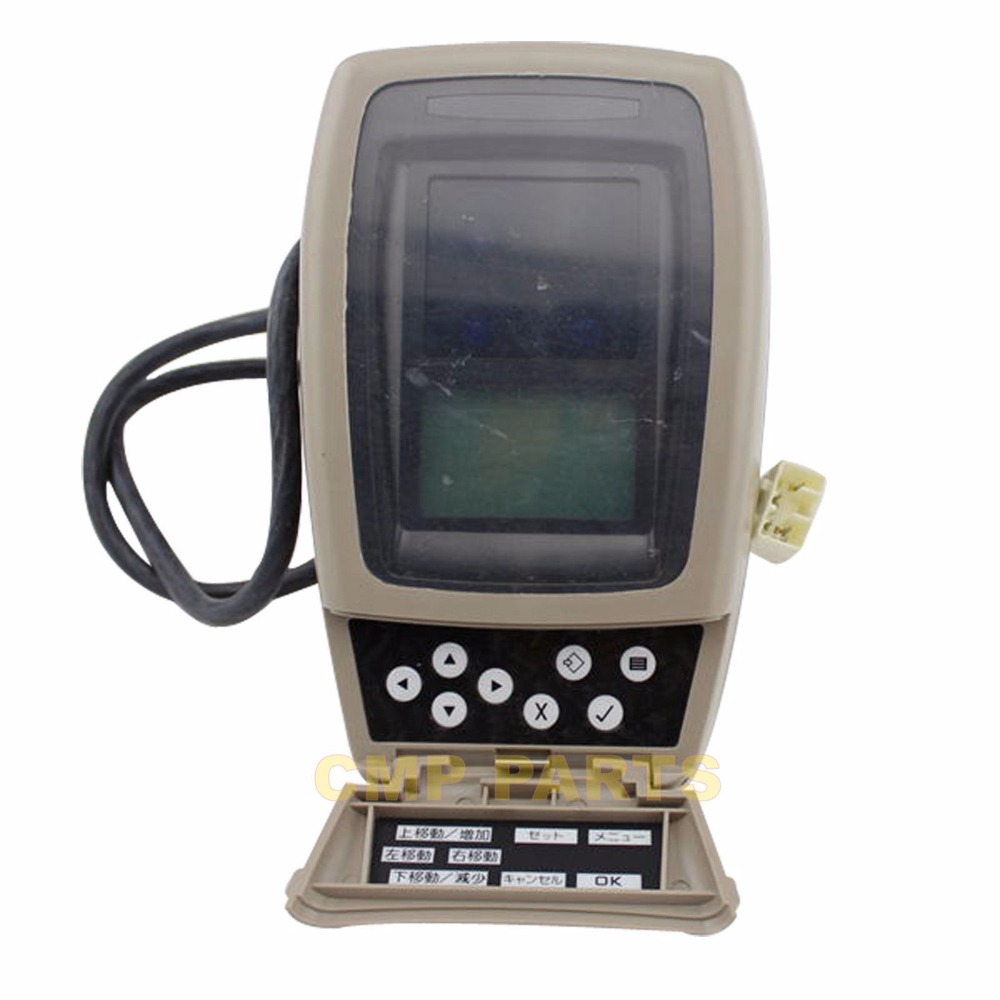 E320C 320C Ekskavatör Monitör Ekran Paneli 260-2160 157-3198, 1 yıl garanti