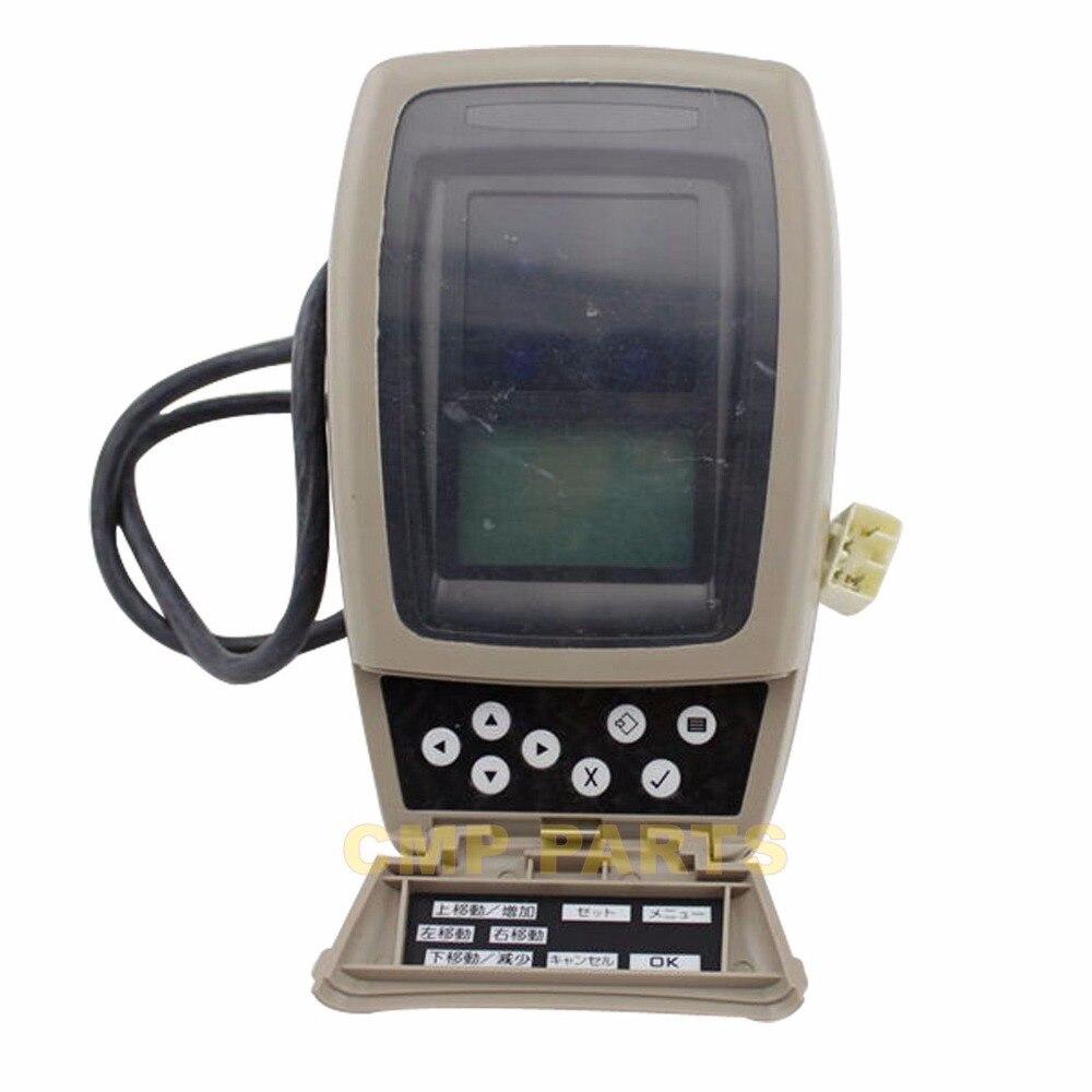 Painel de exibição do monitor da máquina escavadora e320c 320c 260-2160 157-3198, garantia de 1 ano