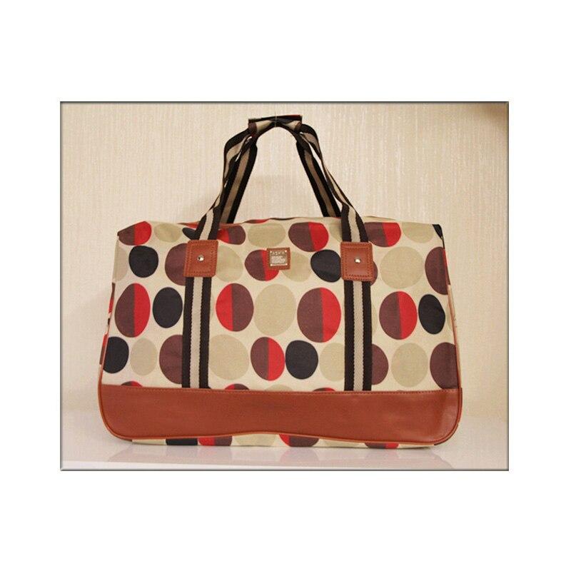 f81fb34207da Купить KAISIBO Модные женские мужские дорожные сумки непромокаемая сумка  большой емкости нейлоновая складная сумка для багажа дорожная сумка bolsa  viagem ...