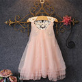 Girls Dress Vestidos Princess Party Dresses Vestido De Festa Verao Sleeveless Girl Clothes Disfraz Infantil Costume For Kids