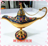 Auspicious Color Festival In Phnom Penh A Laddin Genie Oil 2PCS Russian Tea Pot Al Addin