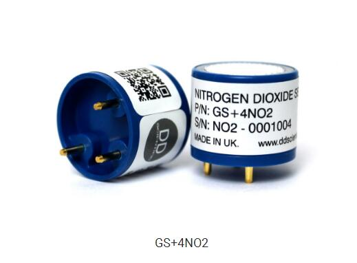 GS+4NO2 Effective 3-electrode sensor ideal for detecting NO2 in applications like underground car parks, but robust enough for m