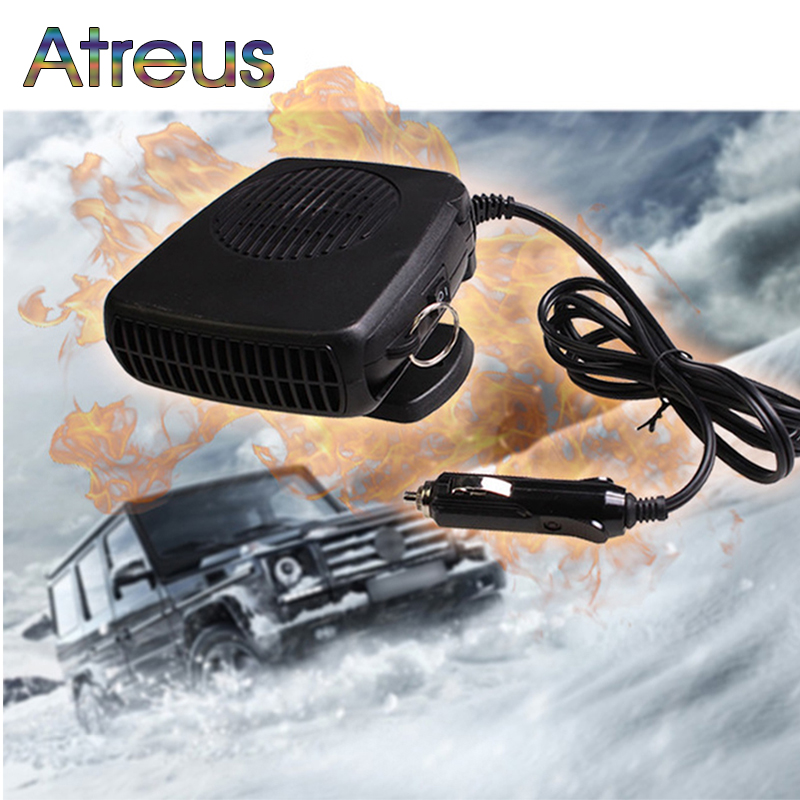 Atreus Winter Car Heaters Windshield Defroster Fan For Mazda 3 6 CX-5 Opel Astra J H G Insignia Vectra C Mokka Zafira B Corsa купить