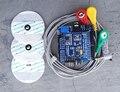 ECG EMG EKG SHIELD Electromyographic EKG Karte/Electromyographic electrocardiographic sensor-in Ersatzteile & Zubehör aus Verbraucherelektronik bei