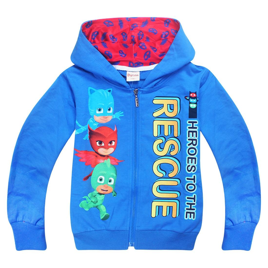Новое поступление Детская весенняя одежда модная одежда с длинными рукавами Обувь для мальчиков футболки Обувь для девочек маска Толстовк...