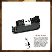 1 Pcs Remanufactured Ink Cartridge For 51645A HP45 For HP Deskjet 710c 720c 815c 832c 820cxi