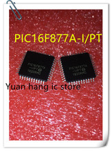10PCS/LOT new original PIC16F877A-I/PT PIC16F877A PIC16F877 16F877A 44-TQFP