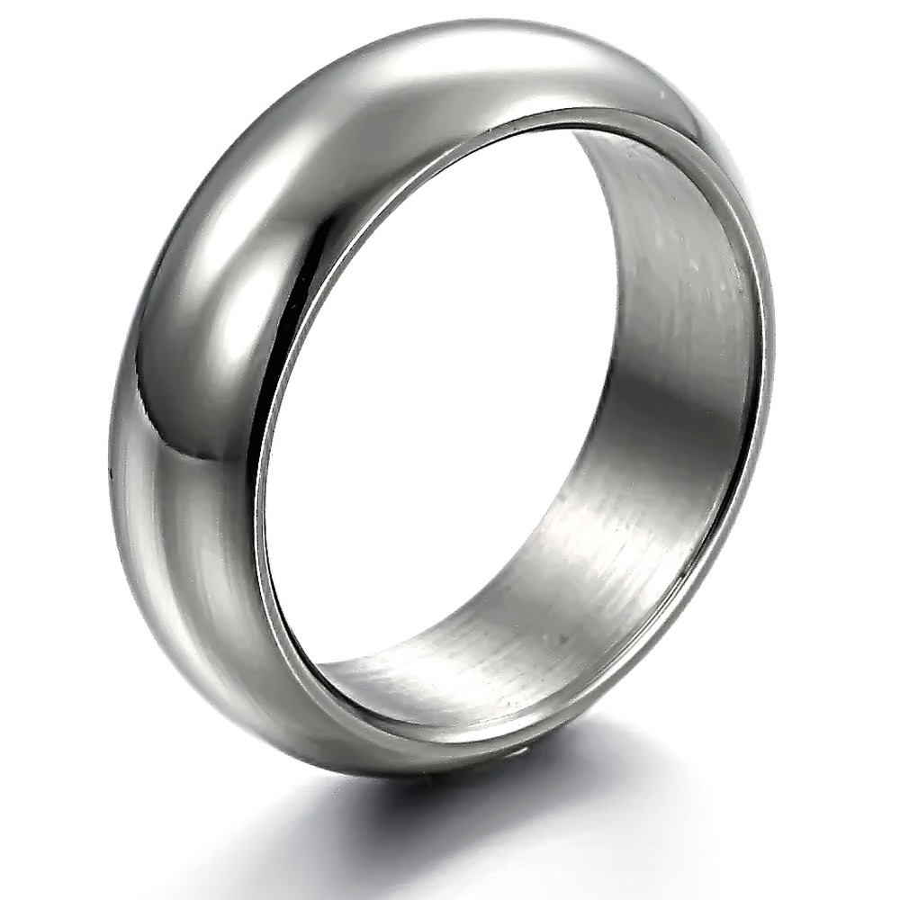 Fashion Jewelry Cheap Simple Surgical Stainless Steel