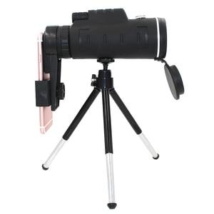 Image 5 - Girlwoman 40X ズーム単眼携帯電話望遠鏡 40 × 60 iphone の huawei 社 xiaomi スマートフォンのカメラレンズ屋外ハンティング