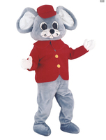 Circus Mouse Costume Mascot Costume for adults christmas Halloween Outfit Fancy Dress Suit Free Shipping2019New