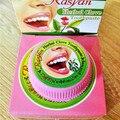 Tailandia Dentífrico pasta de dientes para blanquear los dientes quitar manchas de humo té negro amarillo placa de la halitosis 5g Productos Dentales