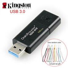 Kingston USB Flash Drive 16G 32GB 64GB Pen Drive Reminiscence Drive Flash Memoria Excessive Pace cle usb Stick usb3.zero Pendrive U Disk