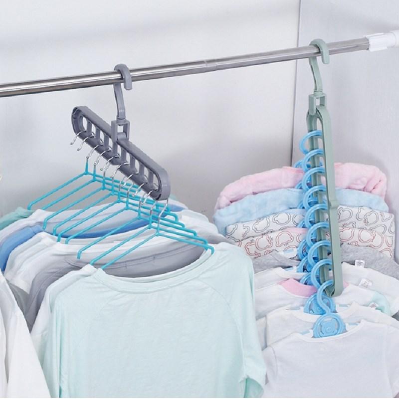 Magic clothes hanger 1