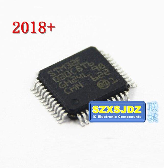1PCS-20PCS BRAÇO STM32F030 STM32F030C8T6 STM32F030C6T6 STM32F030F4P6 STM32F030K6T6