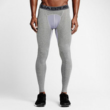 UABRAV Men's Bodybuilding Tights Mens Compression Pants Pants Running Tights Male Sports Tight Trousers Sport Men Trousers