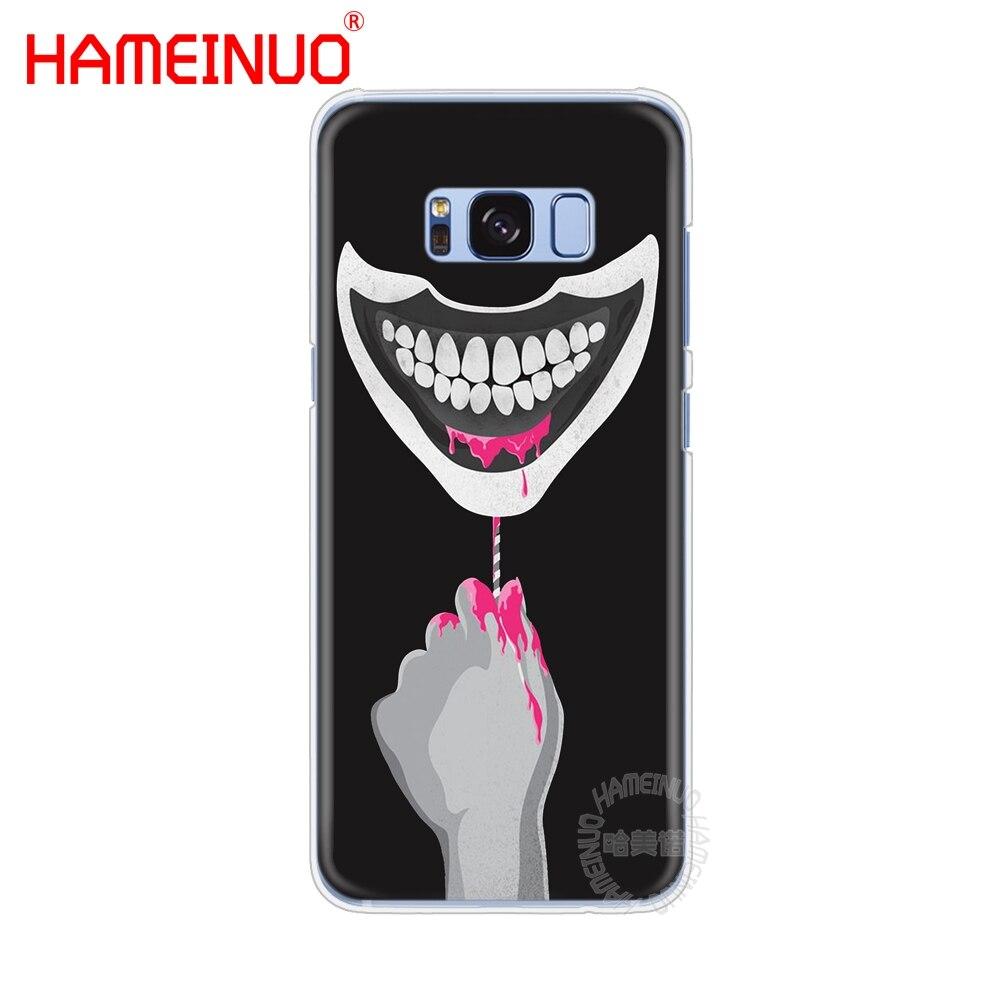 Hameinuo психопат Эван Питерс ужас сотовый телефон чехол для Samsung Galaxy S9 S7 Edge Plus S8 S6 S5 S4 S3 мини