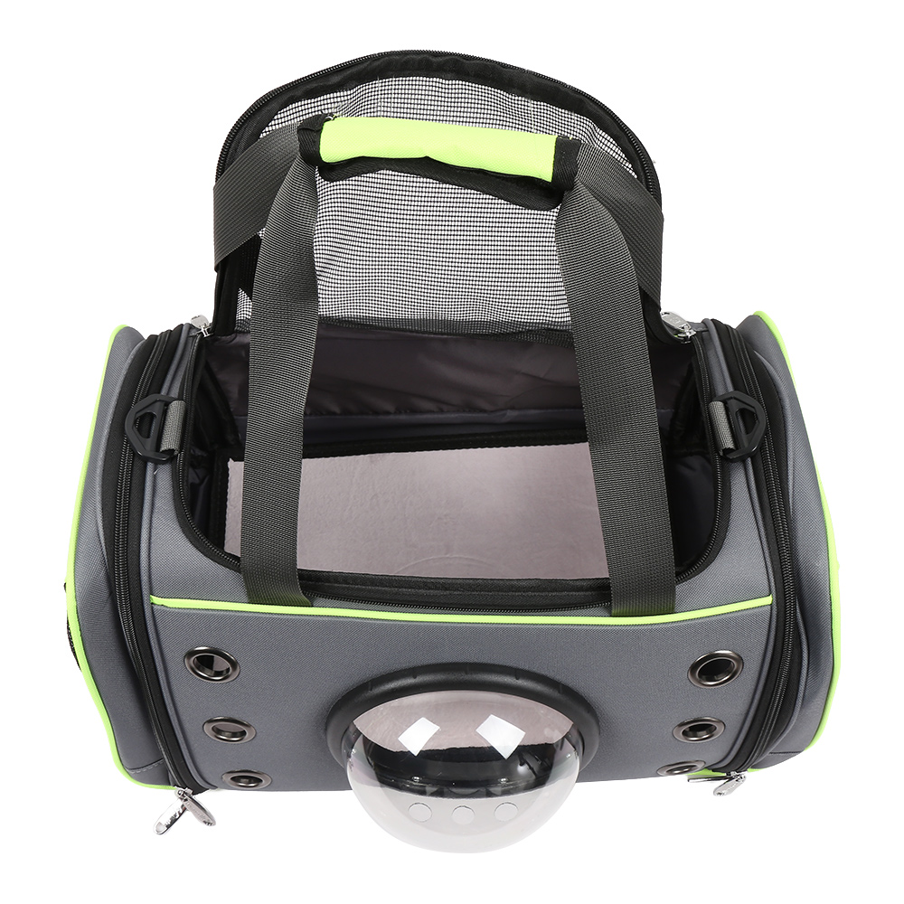 Pet Dog Carrier Bag Space Capsule Shape Breathable Handbag Puppy Outdoor Travel Shoulder Bag Soft Kennel Large Small Dogs Cats #5