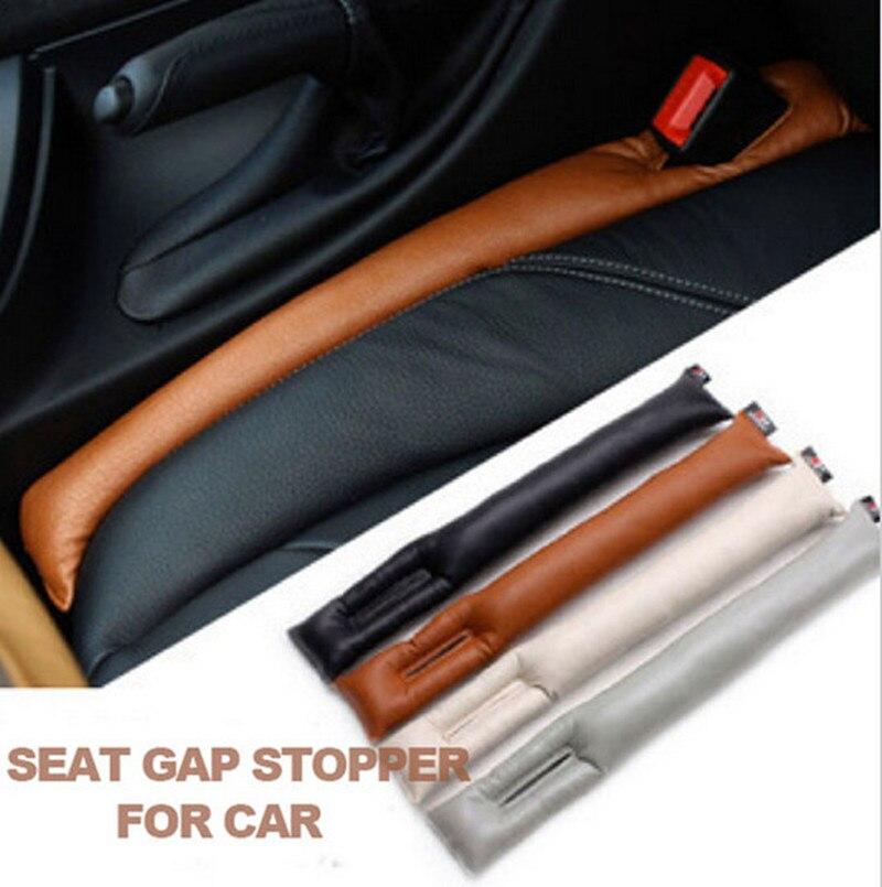 Car Styling Seat Gap Aperture Pad Leak Proof Stopper for Lexus rx350 rx gs is250 gs300 rx300 nx rx330 gx470 lx470 accessories