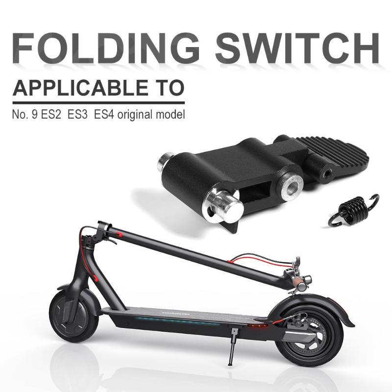 HOT SALE] Scooter Part Practical Grip Aluminum Alloy Handle