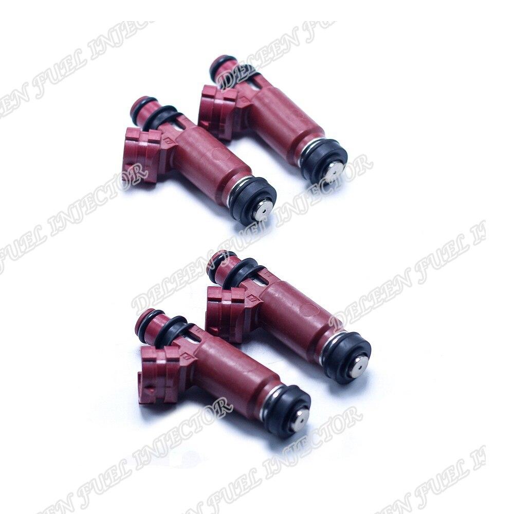 4 x OEM Delphi 1000cc Fuel Injectors Subaru Impreza Legacy WRX STI Flow Matched