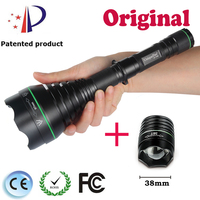 UniqueFire Powerful Flashlight f. Hunting UF 1508 T67 IR850nm 3 watt LED Focusing Flashlight Lamp+38mm Head Part Kit Set Torch