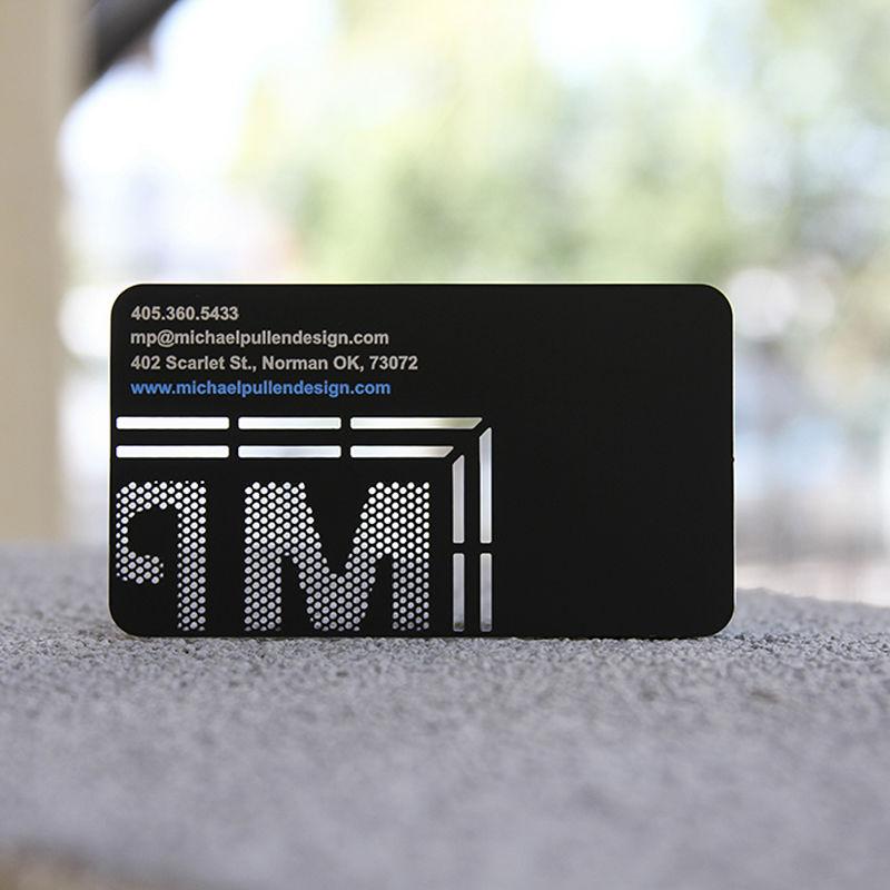 Metal Member Card Black Metal Card Hollow Member Card Black Metal Business Card High-grade Custom Member Card Customized