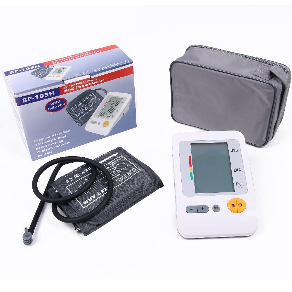 Merilniki krvnega tlaka merilniki sfigmanomometraDigitalni zgornji del Monitorji krvnega tlaka Tonometri prenosni zdravstveni ne