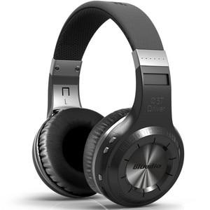 Image 1 - Bluedio HT/ TM אלחוטי Bluetooth 5.0 אוזניות סטריאו Bluetooth אוזניות מיקרופון מובנה עבור שיחות 3.5mm wired כבל