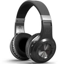 بلوديو HT سماعة لاسلكية تعمل بالبلوتوث سماعات BT 5.0 نسخة ستيريو سماعة رأس بخاصية البلوتوث مدمج في الميكروفون للمكالمات و سماعة الموسيقى