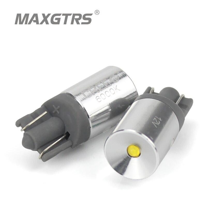 Saab 9000 239 C5W White Interior Boot Bulb LED High Power Light Upgrade