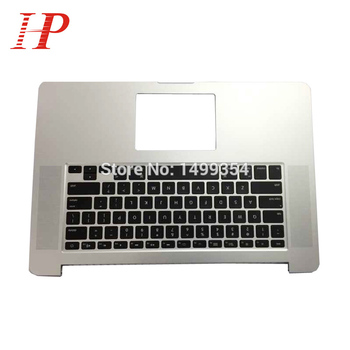 Original Palmrest Cover For Apple Macbook Retina 15'' A1398 Palm rest Top Case With US Keyboard 2015 Year