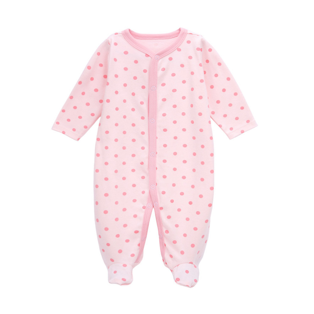 Uniesx Newborn Baby Rompers Clothing Infant Jumpsuits 100%Cotton Children Girls&Boys Baby Clothes